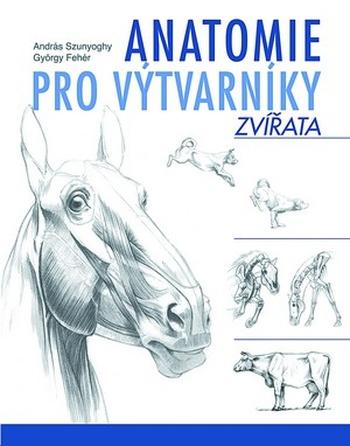 Anatomie pro výtvarníky. Zvířata