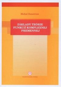 Základy teórie funkcií komplexnej premennej