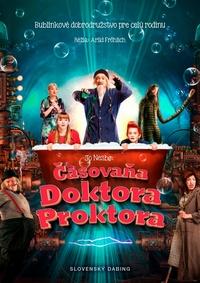 Časovaňa Doktora Proktora - DVD