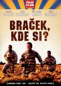 Braček, kde si? - DVD (papierový obal)