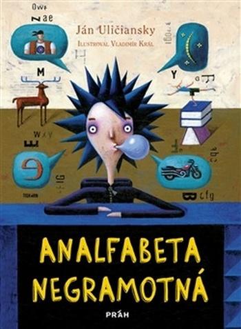 Analfabeta Negramotná (české vydanie)