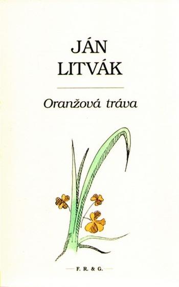Oranžová tráva
