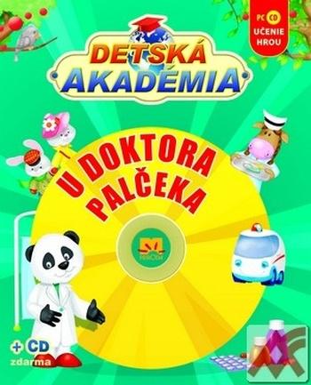 U doktora Palčeka - Detská akadémia + CD