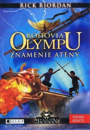 Bohovia Olympu. Znamenie Atény
