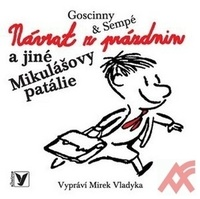 Návrat z prázdnin a jiné Mikulášovy patálie - CD (audiokniha)
