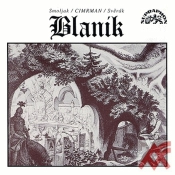 Blaník - CD (audiokniha)