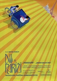 Dilili v Paríži - DVD