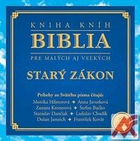 Biblia pre malých aj veľkých. Starý Zákon - CD (audiokniha)