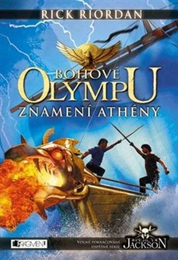 Bohové Olympu. Znamení Athény