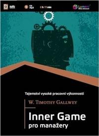 Inner game pro manažery - CD MP3 (audiokniha)