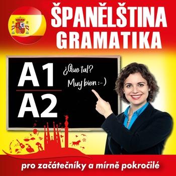 Španělská gramatika A1, A2