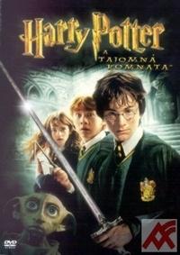 Harry Potter a Tajomná komnata - 2 DVD (slovenský dabing)