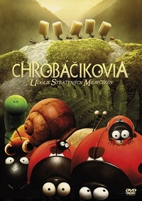 Chrobáčikovia. Údolie stratených mravčekov - DVD