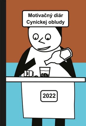 Motivačný diár Cynickej obludy 2022