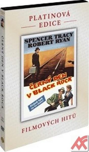 Černý den v Black Rock - DVD