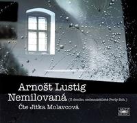 Nemilovaná - CD MP3 (audiokniha)