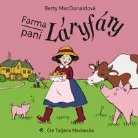 Farma paní Láryfáry - CD MP3 (audiokniha)