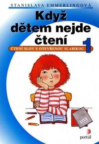 Když dětem nejde čtení 1. Čtení slov s otevřenou slabikou