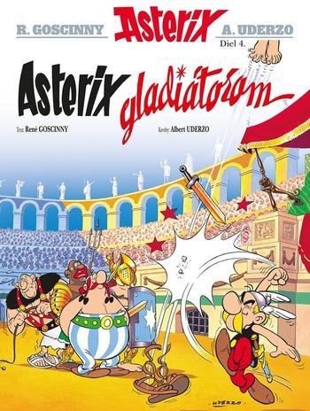 Asterix 4. Asterix gladiátorom