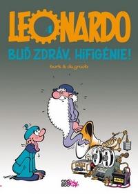 Leonardo, buď zdráv hi-fi génie! (4)