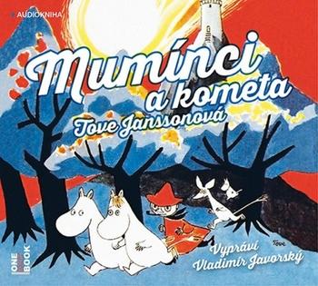 Mumínci a kometa - CD MP3 (audiokniha)