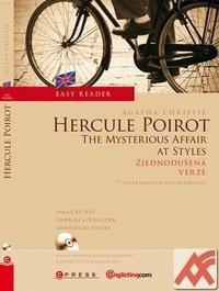 Hercule Poirot. The Mysterious Affair at Styles (zjednodušená verze) + CD