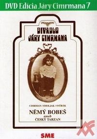Divadlo Járy Cimrmana 7 - Němý Bobeš aneb Český Tarzan - DVD