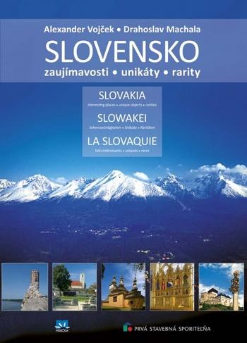 Slovensko - zaujímavosti, rarity, unikáty