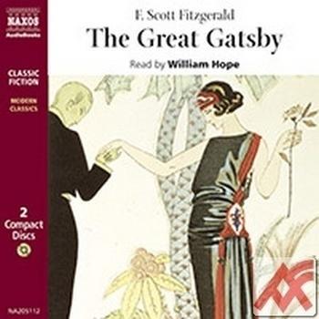 The Great Gatsby - 2 CD (audiokniha)