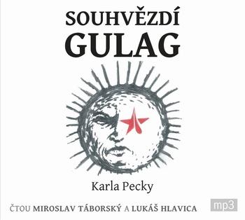 Souhvězdí gulag Karla Pecky - 2CD MP3 (audiokniha)