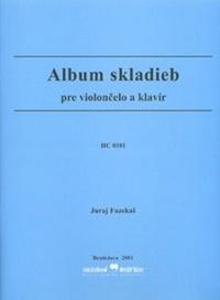 Album skladieb pre violončelo a klavír