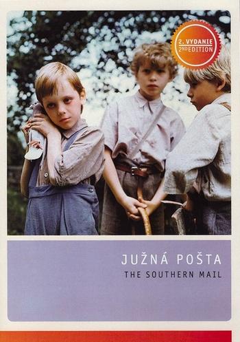 Južná pošta - DVD