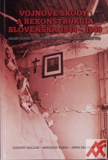 Vojnové škody a rekonštrukcia Slovenska 1944-1948 (Hospodárstvo, infraštruktúra,