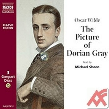 The Picture of Dorian Gray - 3 CD (audiokniha)