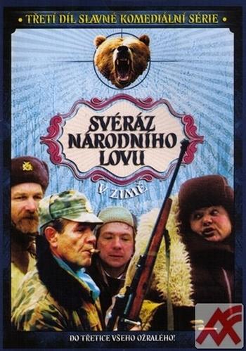 Svéráz národního lovu v zimě - DVD