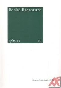 Česká literatura 6/2011