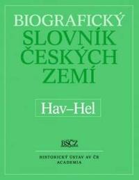 Biografický slovník českých zemí 23. (Hav-Hel)