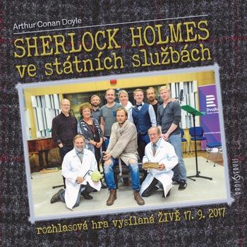 Sherlock Holmes ve státních službách