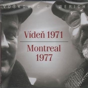 Vídeň 1971 / Montreal 1977 - CD (audiokniha)