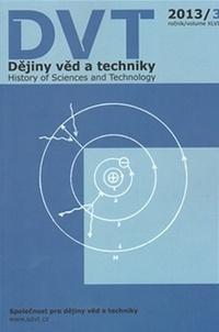 Dějiny věd a techniky 3/2013