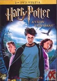 Harry Potter a Väzeň z Azkabanu - 2 DVD (slovenský dabing)