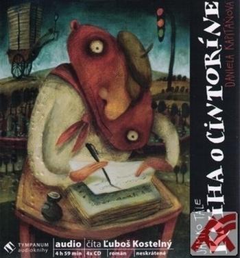 Kniha o cintoríne - CD (audiokniha)