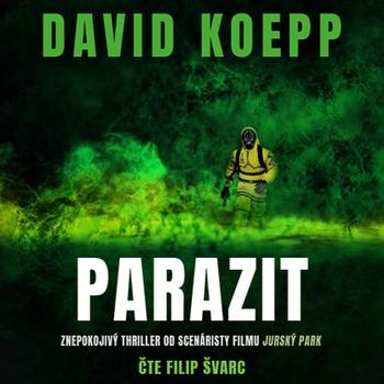 Parazit - CD MP3 (audiokniha)