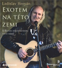 Exotem na této zemi - CD (audiokniha)
