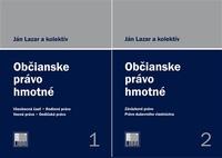 Občianske právo hmotné. 1. a 2. zväzok