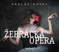 Žebrácká opera - 2CD (audiokniha)