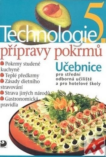Technologie přípravy pokrmů 5