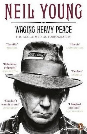 Waging Heavy Peace. A Hippie Dream