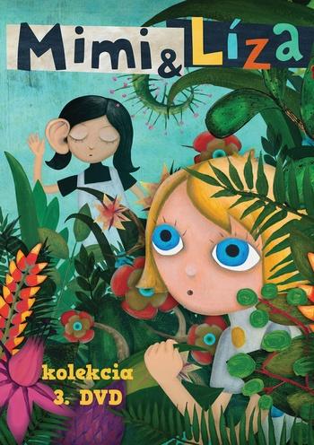 Mimi a Líza kolekcia 1.-3. - 3 DVD