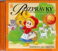 Rozprávky 8 - CD (audiokniha)